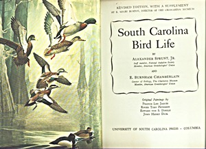 South Carolina Bird Life