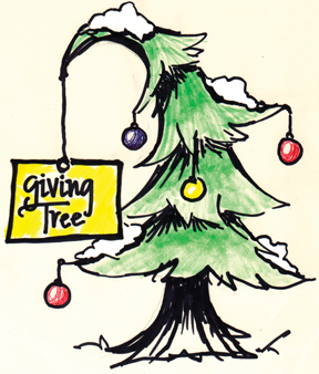 Village_Books_Giving_Tree