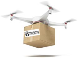 Village drone delivery