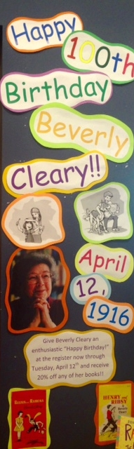 Vb beverly cleary
