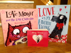 Valentine kid books